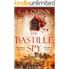 The Bastille Spy: Shortlisted for the HWA Gold Crown 2020 (A Revolution Spy series Book 1)