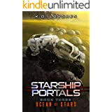 Ocean of Stars: A Suspense-Filled Science Fiction AI Adventure (Starship Portals Book 3)