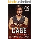 Blood & Bones: Cage (Blood Fury MC Book 5)