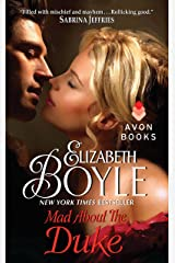 Mad About the Duke (The Bachelor Chronicles Book 7) Kindle Edition