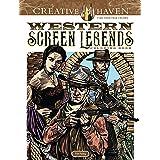 Creative Haven Western Screen Legends Coloring Book