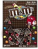 マースジャパン M&M'sミニミルクチョコレート 13.5g×24袋