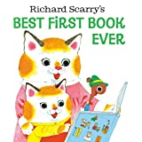 Richard Scarry's Best First Book Ever (Richard Scarry's Best Books Ever!)