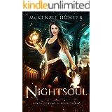 Nightsoul (Raven Cursed Book 3)