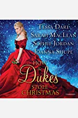 How the Dukes Stole Christmas: Meet Me in Mayfair / the Duke of Christmas Present / Heiress Alone / Christmas in Central Park MP3 CD