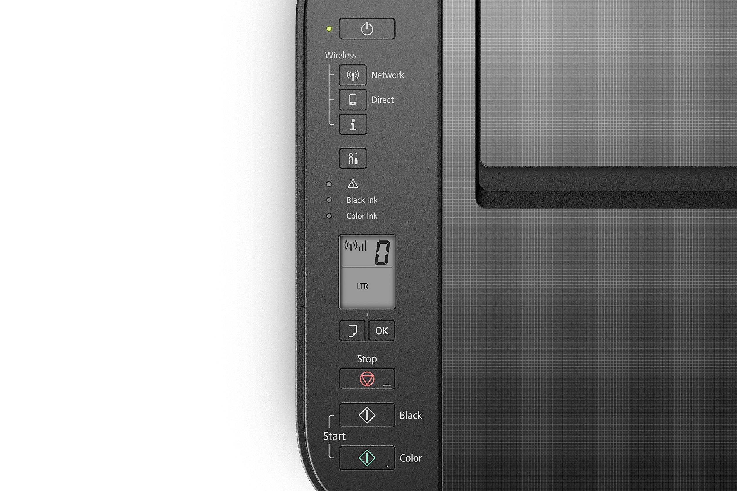 Canon Multi Function Home Printer PIXMA, Black (TS3160) 7