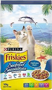 Friskies Adult Seafood Sensations, 10 kg