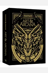 Dungeons and Dragons Art and Arcana [Special Edition, Boxed Book & Ephemera Set]: A Visual History: Special Edition, Boxed Book and Ephemera Set Hardcover