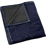 "Sure-Max Moving & Packing Blanket - Pro Economy - 80"" x 72"" (35 lb/dz Weight) - Professional Quilted Shipping Furniture Pad N"