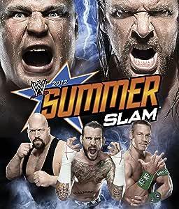 Wwe: Summerslam 2012 [Blu-ray] [Import]