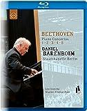 Daniel Barenboim - Beethoven Piano Concertos 1-5 [Blu-ray]