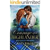 Courage of a Highlander (Arch Through Time Book 6)