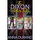 The Dixon Brothers Trilogy: Hot Brits, Books 1-3