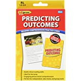 Edupress EP62993 Reading Comprehension Practice Cards, Predicting Outcomes, Yellow Level