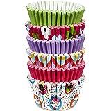 Wilton Primary Baking Cups, Mini, 150-Count Pink Multicolor