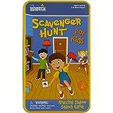 University Games 1492 Scavenger Hunt for Kids - Tin Game
