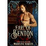 Earl of Benton: Wicked Earl Regency Romance (Wicked Earls' Club)