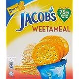 Jacobs Weetameal Wheat Cracker Sachet 144g