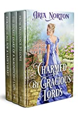 Charmed by Gracious Lords: A Historical Regency Romance Collection Kindle Edition