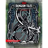 Dungeons and Dragons Dungeon Tiles Reincarnated City Tiles Game