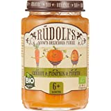Rudolfs Organic Carrot, Pumpkin and Potato Baby Puree 4+ Months, 190g