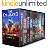 The Enhanced Series Box Set: The Complete Dystopian Series - Books 1-10