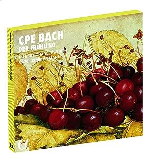 Bach, C.P.E.: Der Fruhling