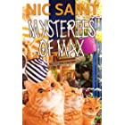 The Mysteries of Max: Books 22-24 (The Mysteries of Max Box Sets Book 8)