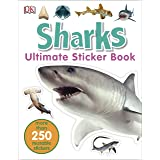 Sharks Ultimate Sticker Book: Ultimate Sticker Book