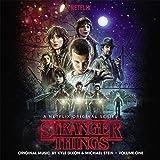 Stranger Things Season 1 Vol.1 (Red & Blue Vinyl/Limited Edition) O.S.T.