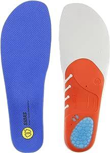 【SIDAS】シダス インソール テニス・バスケットボール・バレーボール・バドミントン用 アクション 3D XS 20121860 ブルー XS(22.0cm-23.0cm)