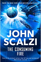 The Consuming Fire: Interdependency Book 2 Kindle Edition