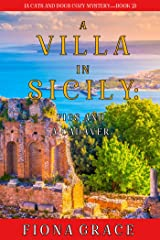 A Villa in Sicily: Figs and a Cadaver (A Cats and Dogs Cozy Mystery—Book 2) Kindle Edition