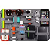 """Cocoon CPG20GY GRID-IT!® Organizer Large 9.625"""" x 15.125"""" (High-Rise Gray)"""