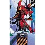 エヴァンゲリオン iPhoneSE/5s/5c/5(640×1136)壁紙 弐号機