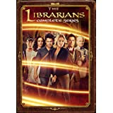 The Librarians: Complete Series [DVD]