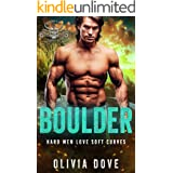 Boulder: Hard Men Love Soft Curves (Knights of Chaos MC Book 3)