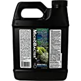 MicroBacter7 - Bacteria & Water Conditioner for Fish Tank or Aquarium, Populates Biological Filter Media for Saltwater and Fr