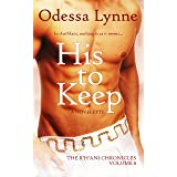 His to Keep (The R'H'ani Chronicles Book 8)