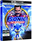 ソニック・ザ・ムービー (原題 Sonic The Hedgehog) [4K UHD+Blu-ray ※4K UHDの…