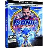ソニック・ザ・ムービー (原題 Sonic The Hedgehog) [4K UHD+Blu-ray ※4K UHDのみ日本語有り](輸入盤)