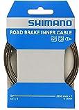 シマノ(SHIMANO) ブレーキインナーケーブル ロード用SUS K 2050mm×φ1.6mm Y80098330