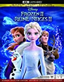 Frozen 2 4k UHD + Blu-ray (Import)