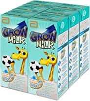 Abbott Grow RTD Vanilla Milk Formula, 6 x 180ml