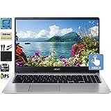 "2021 Flagship Acer Chromebook 15.6"" FHD 1080p IPS Touchscreen Light Computer Laptop, Intel Celeron N4020, 4GB RAM, 64GB eMMC,"