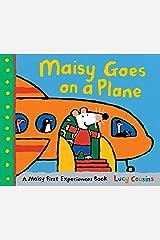 Maisy Goes on a Plane: A Maisy First Experiences Book Kindle Edition