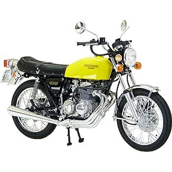 青島文化教材社 1/12 バイクシリーズ No.30 ホンダ CB400FOUR-I/II 398cc プラモデル