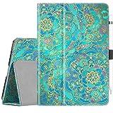 Fintie Case for iPad Mini 5 (2019) / iPad Mini 4 - [Corner Protection] PU Leather Folio Stand Cover with Pencil Holder, Auto