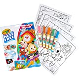 Crayola Color Wonder Nursery Rhymes, Mess Free Coloring Pages & Markers,  Kids, Age 3, 4, 5, 6
