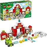 LEGO DUPLO Barn, Tractor and Farm Animal Care 10952 Playset